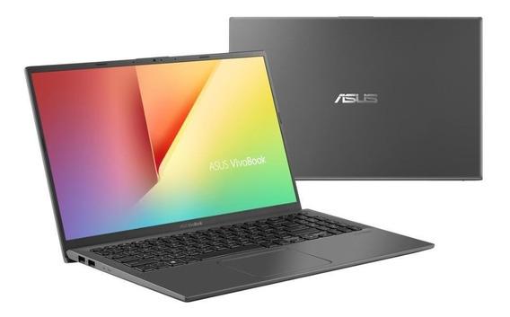 Notebook Asus X512fj-ej227t 15.6 Core I7 W10 8gb Ram Cinza