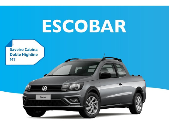 Volkswagen Saveiro Cd Highline Mt 1.6 101cv