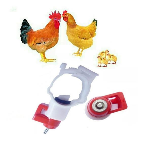 15 Bebedouro Automático Para Aves,galinha,pinto,codorna