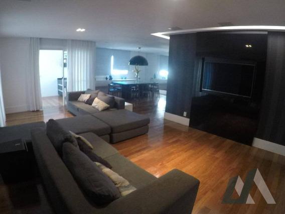 Apartamento Com 3 Dormitórios À Venda, 232 M² Por R$ 1.700.000,00 - Condomínio L