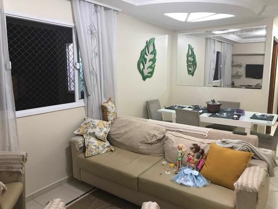 Apartamento Sem Condomínio No Bairro Campestre