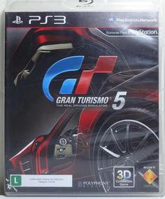 Jogo De Ps3 Gran Turismo 5 Em Mídia Física.