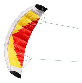 "79 ""x 27.5"" Large Dual Line Stunt Parafoil Kite"
