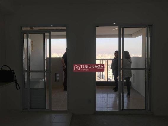 Apartamento Com 1 Dormitório À Venda, 44 M² Por R$ 356.000 - Brás - São Paulo/sp - Ap2991