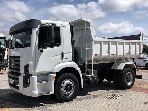 Volks 17280 Toco 14 Caçamba Simples 7m³=mercedes Ford Cargo