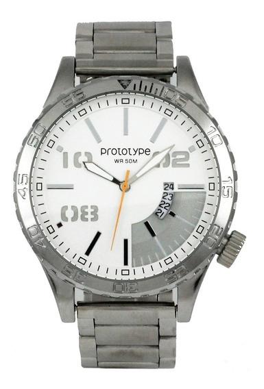 Reloj Prototype Hombre Stl-213-07 Envio Gratis