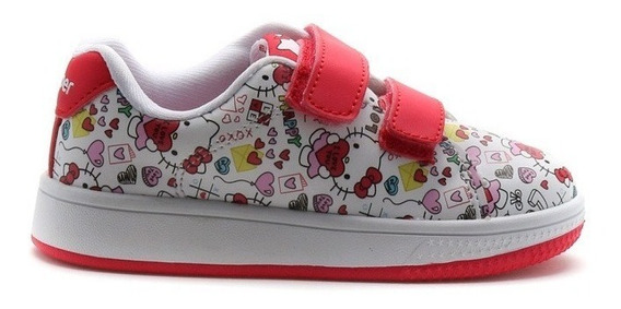 Zapatillas Topper Tommi Kitty 4 Valentine De Bebes