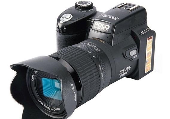 Máquina Fotográfica D7200