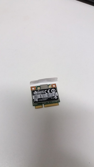 Placa Mini Pci Wireless Note Hp 1000-pn 699546-00 - Ar5b125