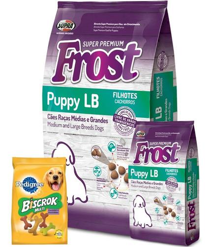 Frost Cachorros Lb 15kg + Promo -ver Foto- + Envío Todo Uy!