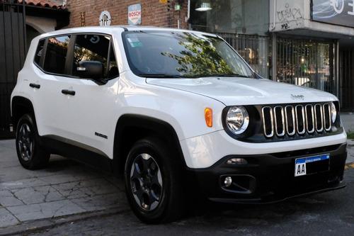 Jeep Renegade Sport Plus - Unica!!