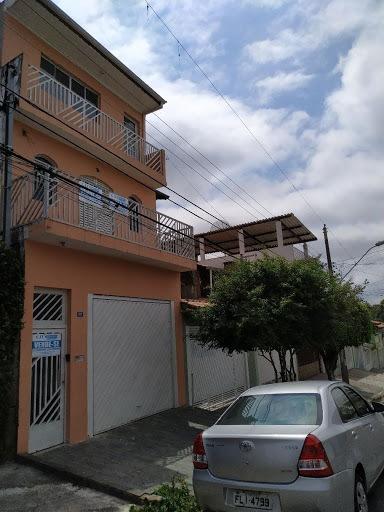 Casa Com 2 Dormitórios À Venda, 250 M² Por R$ 400.000,00 - Parque Continental Ii - Guarulhos/sp - Ca0006