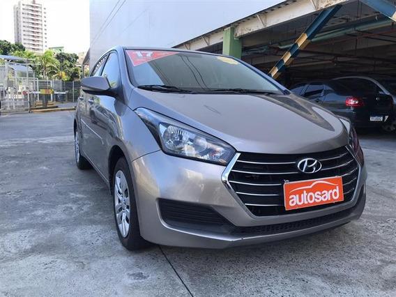 Hyundai Hb20s 1.6 Comfort Plus 16v Flex 4p Automático 2017/2