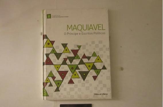 Livro O Príncipe E Escritos Políticos