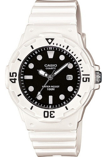 Reloj Casio Lrw-200h-9e2v Resist Agua 100m Original Garantía