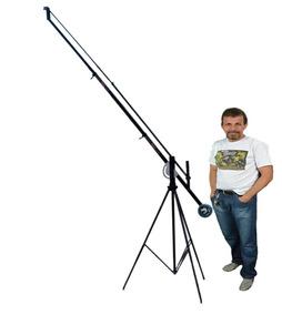 Mine Grua Para Filmagem Dslr Articulada Rony Mg3000