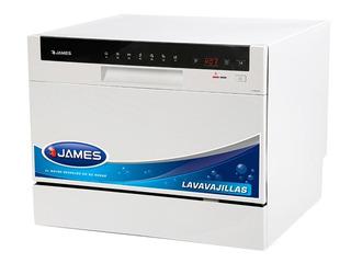 Lavavajillas James Nuevos Lvcm 6 Cubiertos 6 Servicios