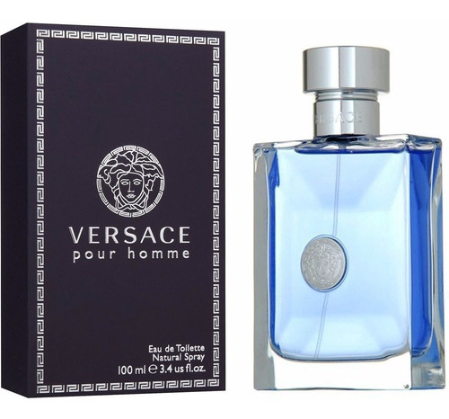 Perfume Original Versace Pour Homme Pa - mL a $1899