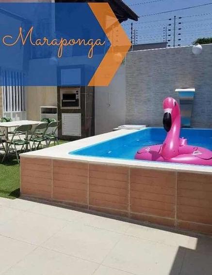 Excelente Casa Na Maraponga