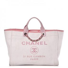 0d310ca74 Bolsas Chanel de Lona Femininas con Mercado Envios no Mercado Livre ...