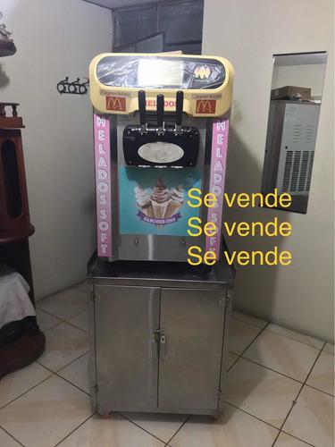 Máquina De Helados Soft Italiana Y Digital - Usd 4500