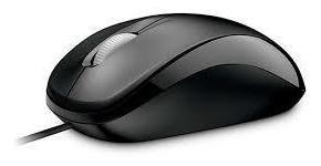 Mouse Microsoft Compact 500 Alambrico Laptops