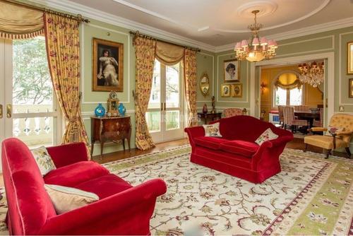 Belo Apartamento Clássico E Confortável No Bairro Dos Jardins. - Mi114598