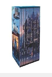 Box Harry Potter 7 Volumes - Box Luxo J. K. Rowling