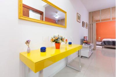 Apartamento Residencial Para Locação, Copacabana, Rio De Janeiro. - Ap0180