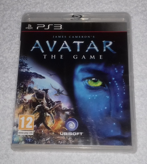 Avatar The Game Ps3 ** Leia