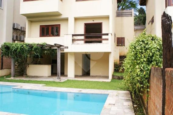 Morumbi Casa Condominio, Linda Residência Local Nobre - 375-im12526