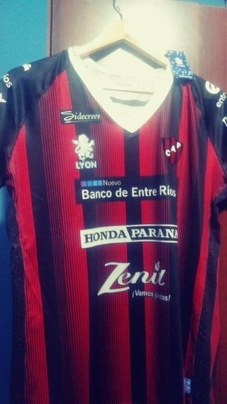 Camiseta Patronato Lyon Dama