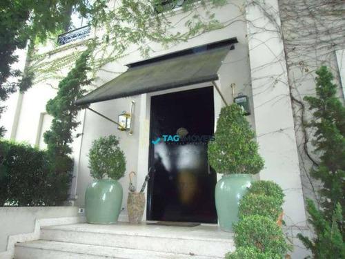 Imagem 1 de 14 de Casa Com 4 Dormitórios À Venda, 704 M² Por R$ 8.000.000 - Jardim Everest - São Paulo/sp - Ca1044