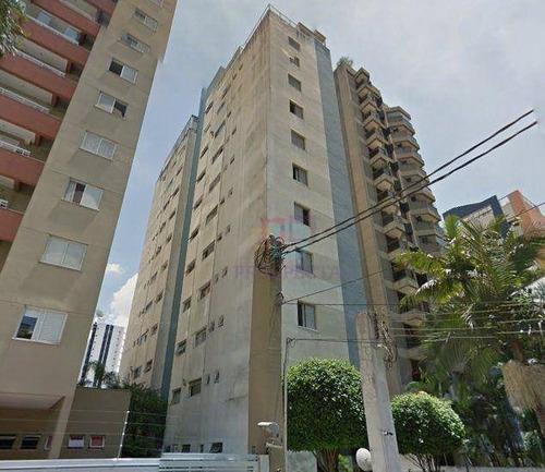 Apartamento Reformado Com 2 Dormitórios À Venda, 70 M² Por R$ 740.000 - Vila Olímpia - São Paulo/sp - Ap1110