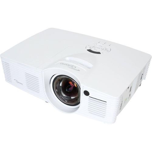 Projetor Optoma Gt1080 Darbee 1080p 3d Dlp Short