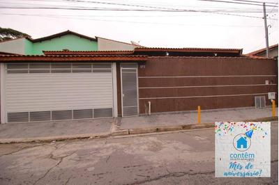 Ca0268- Casa Reformada Com 2 Dormitórios À Venda, 135 M² Por R$ 600.000 - Jardim Das Flores - Osasco/sp - Ca0268
