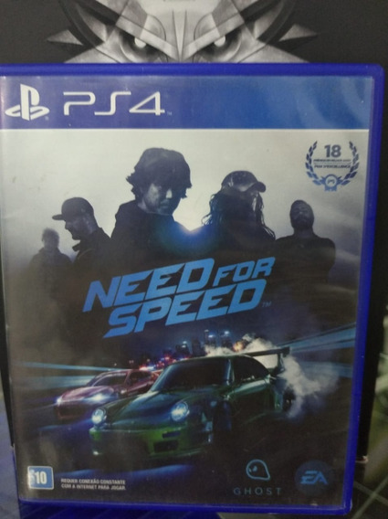 Need For Speed (2015) - Ps4