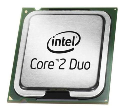 Imagem 1 de 1 de Processador Intel Core 2 Duo E8400 BX80570E8400 de 2 núcleos e 3GHz de frequência