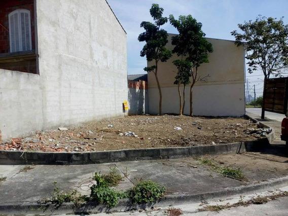 Ótimo Terreno No Residencial Santa Paula - Te0018