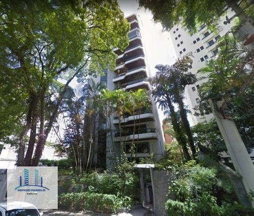 Imagem 1 de 11 de Apartamento Com 3 Dormitórios À Venda, 293 M² Por R$ 6.065.000 - Vila Nova Conceição - São Paulo/sp - Ap3568