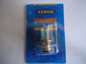 Lampada Xenon P/ Pop Biz Bros Crypton - Frete Gratis