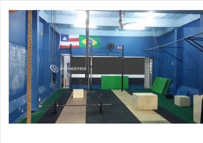 Loja Com 143m², Mais Mezanino, Rua Macapá - Ondina. 601648