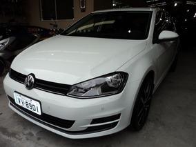 Volkswagen Golf 1.4 Comfortline Tsi Turbo 2014 Branca