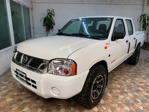 Nissan Np 300 Doble Cabina Extremadamente Impecable Aire Rin