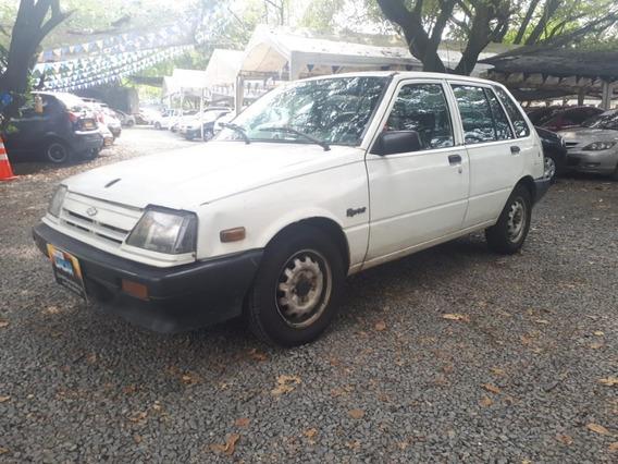 Chevrolet Sprint Motor 1.0 1989 5 Puertas