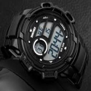 Relógio Skmei Digital Athletic Black 1113