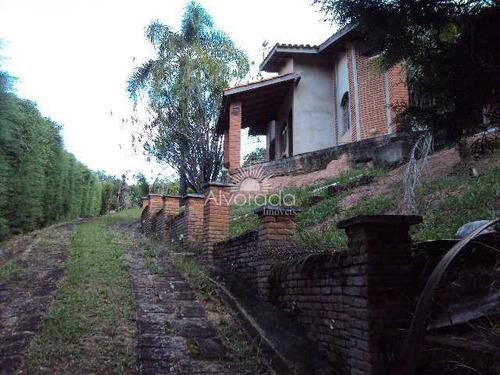 Chácara Com 3 Dorms, Vivendas Do Engenho D'água, Itatiba - R$ 380 Mil, Cod: Ch058 - Vch058