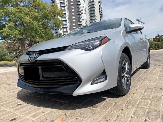 Toyota Corolla Le Automático 2018