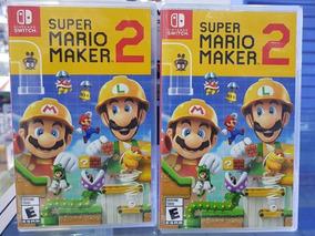 Super Mario Maker 2 Nintendo Switch Nuevo Sellado Stock !!
