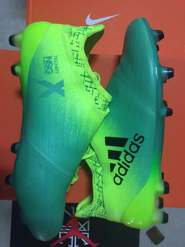 new arrival cd2ab 3a36c Chuteira adidas X16+ Purechaos Marcelo Campo Profissional